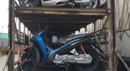 Dịch vụ vận chuyển xe máy bằng xe khách